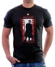 Bloody Spike William Buffy Vampire Slayer Tardis t-shirt OZ9801
