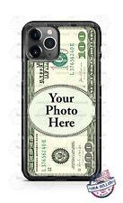 Customize Photo Design Dollar Bill Phone Case For iPhone Samsung S20 LG Google 4