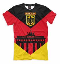 T-shirt fullprint Berlin Deutschland Germany