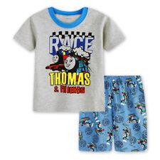Thomas the friends Boys pjs pyjamas spring autumn sleepwear size 1-6 in AU xmas