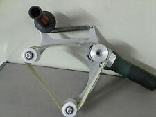 Rohrbandschleifer-Anbausatz für BOSCHGWS850CE,14-15-125 CIE,Makita, Metabo125mmm