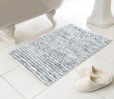 Luxe JUNO Tappetino da bagno, super soffice pelo lungo per il bagno 50 x 80 cm