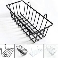 Hanging Basket Shelf Holder Display Organizers Wall-Storage Racks Decorations