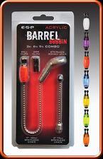 ESP - BARREL BOBBINS / BITE INDICATORS - ISOTOPE - METAL HEAD - ALL  COLOURS