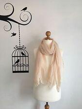 Ladies Lightweight Large Shawl Wrap Scarf Scarves Hijab Sarong 20 Plain Colours
