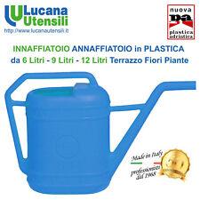 INNAFFIATOIO ANNAFFIATOIO in PLASTICA da 6 - 9 - 12 - 16 Litri - Fiori Piante
