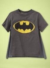 NWT Baby GAP Junk Food Winged Superhero Batman Cape Tee Shirt T-Shirt NEW Boy 2T