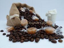 CARAMEL DUR au beurre crème Grains de Café Aromatisés 100% Arabica aromatisé