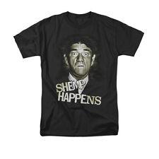 THREE STOOGES/SHEMP HAPPENS  T-Shirt Sizes S-3X NEW