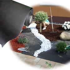 Unkrautvlies Gartenvlies Beetfolie Unkrautschutz Drainage 150g/m² Gartenvlies