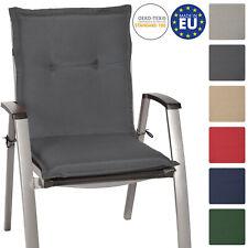 Niedriglehner Auflagen Niederlehner Stuhlauflagen Stapelstuhl Gartenstuhl Kissen