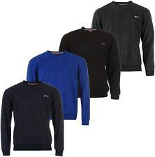 Slazenger Fleece Pullover Sweatshirt Pulli Sweater Gr. S M L XL 2XL 3XL 4XL neu