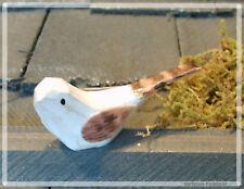 Vogel Vögelchen für Krippe, Krippenzubehör Krippendeko