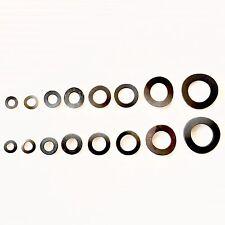 Piegata RONDELLE ELASTICHE-Curve-A Molle-Fatta in UK 6mm - 18mm di diametro compra 5 - 100