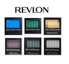 Revlon Lussuoso Colore Opaco, Raso, Perle Ombretto Scegli il tuo colore