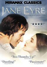 DVD: Jane Eyre, Delbert Mann. Good Cond.: William Hurt, Charlotte Gainsbourg, Jo
