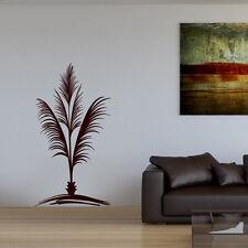 Wandtattoo Palme Silhouette Pflanze Strand Aufkleber Wall Wand Tattoo #2112