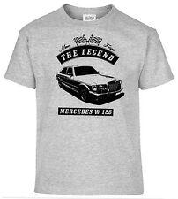 T-Shirt,Mercedes W126 ,Oldtimer,Youngtimer
