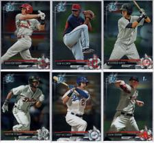 2017 Bowman Baseball - Chrome Prospect Cards - Pick From BCP Card #'s 1-150
