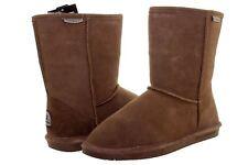 Genuine Bearpaw Emma Short 608W/HICKORY Women's Sheepskin Boot