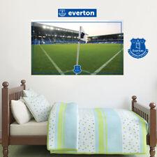 Everton Football Club Goodison Park Stadium Corner Flag Wall Mural Sticker