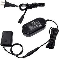 Kit AC Power Adapter +DC Coupler for Sony Alpha Series Mirrorless Digital Camera