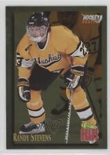 1995-96 Classic Draft Gold #80 Randy Stevens Rouyn-Noranda Huskies (QMJHL) Card