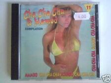 CD CHA CHA CHA & MAMBO COMPILATION PEREZ PRADO CLAVOS