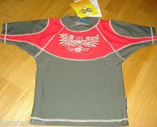 Ragazzi Costume Da Bagno UV40 protezione Sunsafe surfsuit Paw Patrol Set 3 PEZZI Nuovo Nuova con etichetta