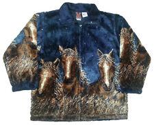 Starlight Horses Plush Fleece Jacket Kids & Junior Sizes