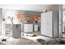 Babyzimmer Frieda Baby Babybett Wickelkommode Schrank verschiedene Ausführungen