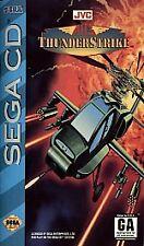 AH-3 Thunderstrike RARE Simulation Game For Sega CD System THUNDER STRIKE