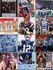 New England Patriots Super Bowl LII Poster Varieties Champions 2017 & 2018 New