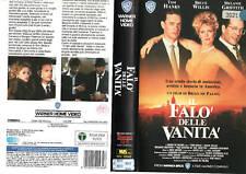 IL FALO' DELLA VANITA' (1990) VHS