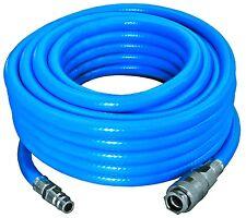 Proteco® PVC Druckluftschlauch Kompressorschlauch Gewebeschlauch Schnellkupplung
