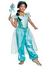 Aladdin Live Action Deluxe Girls Jasmine Costume