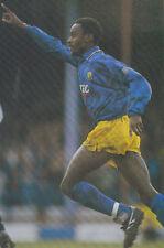 Football Photo>ANDY ANSAH Southend United 1990s