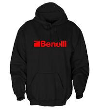 BENELLI Hoodie - Rifle Shotgun Hunting Sports Pullover Tactical Logo