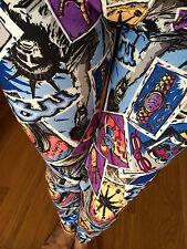 New York COMIC Magazin leggings Soft Poly GREAT STRETCH PLUS 1X 2X 3X 4X