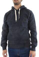 Smith & jones Sweater Men extraordinaria Navy Marl
