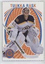 2013-14 O-Pee-Chee Box Bottoms Retro #TURA Tuukka Rask Boston Bruins Hockey Card
