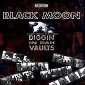 Audio CD: Diggin in Dah Vaults, Black Moon. Acceptable Cond. Explicit Lyrics. 09