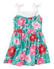 NWT Gymboree Mermaid Party Girls Sz 5 6 7 8 10 Pink Floral Dress