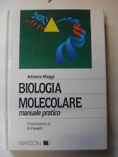 MAGGI - BIOLOGIA MOLECOLARE - MASSON