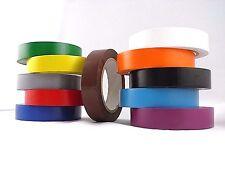 "1"" x 108' Vinyl Adhesive Pinstriping Tape Lane Marking Car Decor Several Colors"