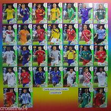 Panini WM 2014 Fifa World Cup Brasil > Star Player < aussuchen/choose
