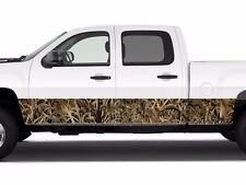 "CAMO GRASSLAND 12""x24 foot Rocker Panel Graphics Decal Sticker Wrap Pickup Truck"