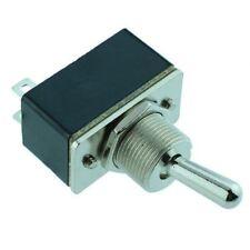 On-off interruptor de palanca película estándar SPST 1A 250VAC