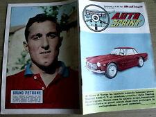 Auto Sprint 882 1962 Salone di Torino Maserati 3500 GT - Bruno Petrone
