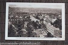 Carte postale ancienne Panorama de ROYAT - CLERMONT FERRAND